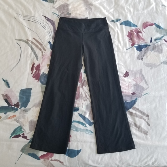 Vintage Lululemon Low Rise Crossover Yoga Pants